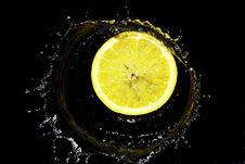 Free Lemon Royalty Free Stock Photography - 14461257