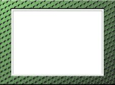 Free Spot Pattern Picture Frame Royalty Free Stock Photos - 14461298