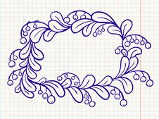 Free Doodle Frame Stock Image - 14462431