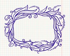 Free Doodle Frame Royalty Free Stock Image - 14462436