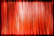 Free Abstract Red Blur With A Frame Stock Photography - 14462752