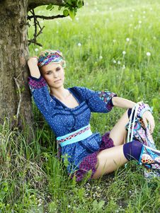 Free Beautiful Young Woman Royalty Free Stock Photos - 14462978