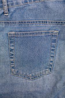 Free Blue Jeans Stock Photos - 14462983
