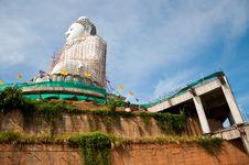 Big Budha Stock Photography