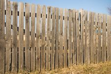 Free Wooden Fence Stock Images - 14463224