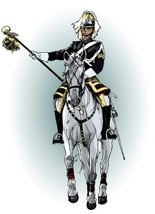 Free Horseman Stock Image - 14463771