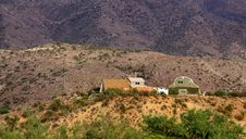 Free Desert Scene Stock Image - 14464061