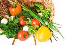 Free Vegetables Royalty Free Stock Photography - 14464577
