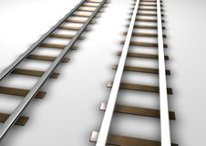 Free Rail Tracks Stock Photo - 14464950