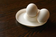 Free Boiled Eggs Stock Photo - 14465860