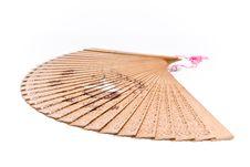 Free Wooden Fan In The Oriental Style Stock Photos - 14465933