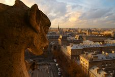 Free Grotesque On Guard, Paris, France Royalty Free Stock Photography - 14466247