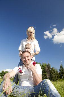 Free Family Stock Image - 14466431