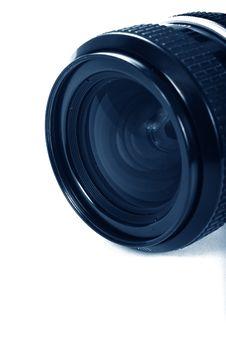 Free Camera Lens Royalty Free Stock Photo - 14466865