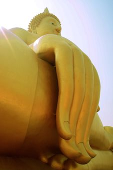 Free Buddha In Thailand Royalty Free Stock Images - 14467329