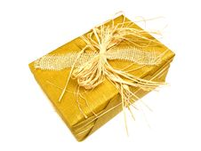 Gift Wrapping Royalty Free Stock Photos