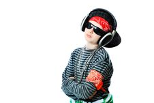 Free Cool Guy Royalty Free Stock Photo - 14468195
