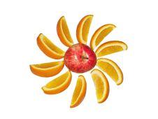 Free Apple And Oranges Stock Photos - 14468453