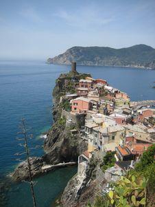 Free Vernazza, Cinque Terre, Italy Stock Image - 14468531