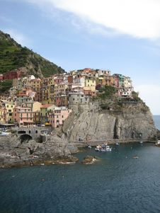 Free Vernazza, Cinque Terre, Italy Stock Image - 14468761