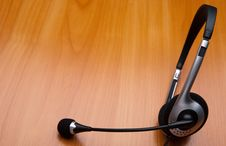 Free Headset Royalty Free Stock Photo - 14468825