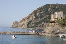 Free Vernazza, Cinque Terre, Italy Royalty Free Stock Images - 14468999