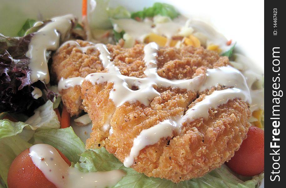 Grilled chicken - Roast chicken