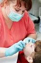 Free At Dentist Medic Orthodontic Doctor Stock Photo - 14472060