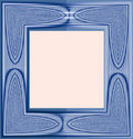 Free Photo Frame From An Abstract Symmetric Colored Royalty Free Stock Photography - 14474857