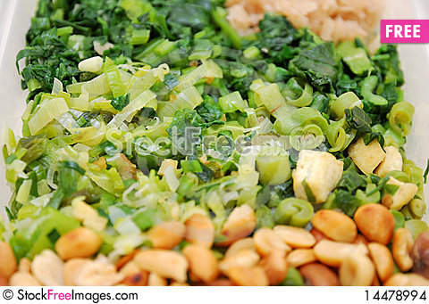 Free Variety Of Healthy Vegetables Stock Images - 14478994