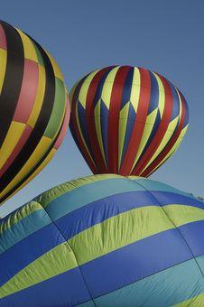 Free Hot Air Balloons Royalty Free Stock Photo - 14471225
