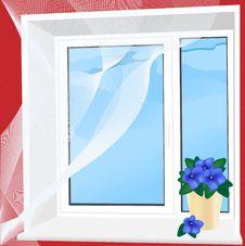 Free Plastic Window Stock Photography - 14472142