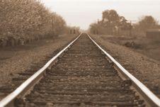 Free Making Tracks Stock Images - 14473674