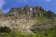 Free Mountain Landscape Royalty Free Stock Image - 14473986