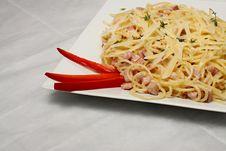 Free Spaghetti Detail Stock Photos - 14474153