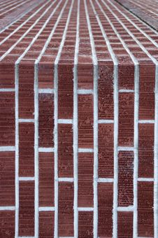 Free Brick Wall Background Stock Photography - 14474242