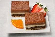 Free Cream Dessert Stock Image - 14474371