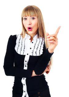 Free Businesswoman Stock Image - 14474721