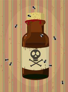 Free Poison Royalty Free Stock Photo - 14474965