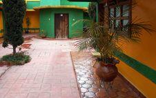 Free Building In In San Cristobal De Las Casas Royalty Free Stock Photography - 14474977
