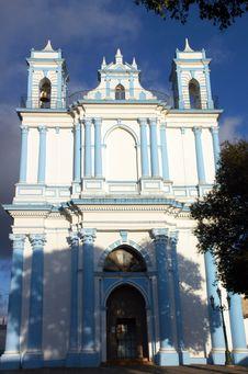 Free San Cristbal De Las Casas - Iglesia De Santa Luca Royalty Free Stock Images - 14474989