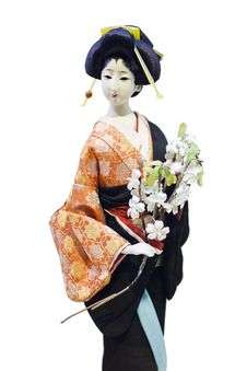 Free Japanese Doll Stock Photos - 14475033