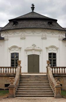 Free Villa  Mitrovsky In  Brno Royalty Free Stock Images - 14475079