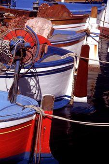 Free Fishing Boats Royalty Free Stock Photo - 14479295