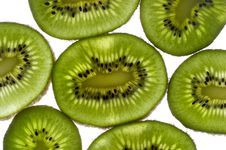 Free Kiwi Background Stock Photography - 14479322