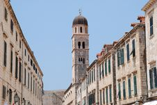 Free Main Street In Dubrovnik Stock Photography - 14479722