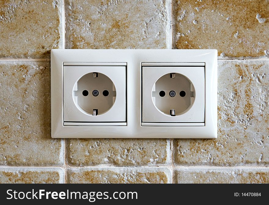 Two sockets