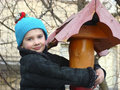 Free The Boy On The Playground Royalty Free Stock Photos - 14480348