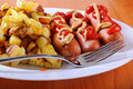 Free Sausages Stock Photo - 14482130