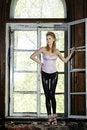 Free Fashion Model Is Posing Stock Photos - 14482963